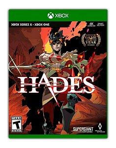 Hades Xbox One Mídia Digital