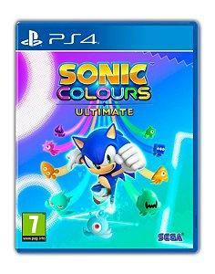 Sonic Colors: Ultimate PS4 Mídia Digital