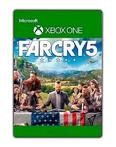 Far Cry 5 Xbox One Midia Digital
