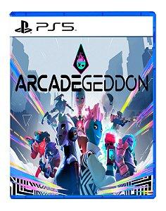 Arcadegeddon PS5 Mídia Digital