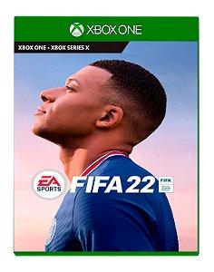 FIFA 22 2022 Xbox One Mídia Digital