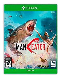 Maneater Xbox One Mídia Digital
