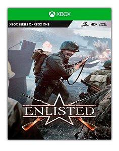 Enlisted - Ultimate Machine Gun Bundle Xbox One Mídia Digital