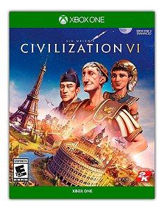 Sid Meier's Civilization VI Xbox One Mídia Digital