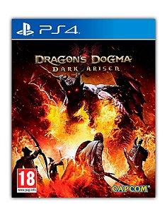 Dragons Dogma: Dark Arisen PS4 Mídia Digital