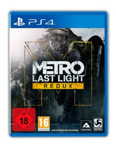 Metro: Last Light Redux PS4 Mídia Digital