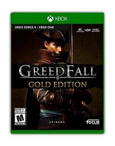 GreedFall Gold Edition Xbox One Mídia Digital