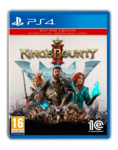 King's Bounty II Day One Edition PS4 Mídia Digital
