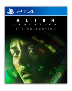 Alien: Isolation - THE COLLECTION PS4 Mídia Digital