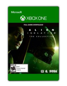 Alien: Isolation - THE COLLECTION Xbox One Mídia Digital