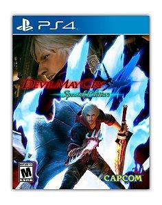 Devil May Cry 4 Special Edition PS4 Mídia Digital