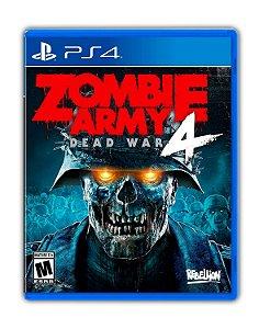 Zombie Army 4: Dead War PS4 Mídia Digital