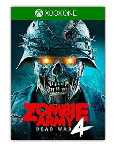 Zombie Army 4: Dead War Xbox One Mídia Digital