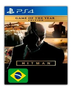 HITMAN Game of the Year Edition PS4 Mídia Digital