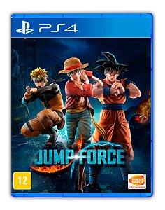 Jump Force PS4 Mídia Digital