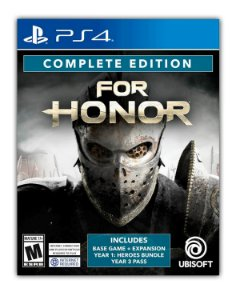 For Honor Complete Edition PS4 Mídia Digital