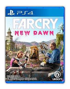 Far Cry New Dawn PS4 Mídia Digital