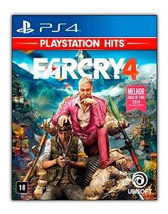 Far Cry 4 Gold Edition PS4 Mídia Digital