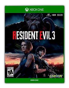 Resident Evil 3 Remake Xbox One Mídia Digital