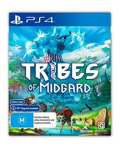 Tribes of Midgard PS4 PS5 Mídia Digital