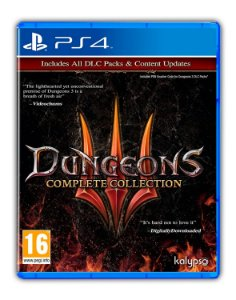 Dungeons 3 - Complete Collection PS4 Mídia Digital