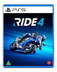 Ride 4 Ps5 - Mídia Digital