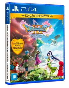 DRAGON QUEST XI S: Echoes of an Elusive Age – Definitive Edition Ps4 Mídia Digital