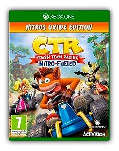 Crash Team Racing Nitro-Fueled - Nitros Oxide Edition Xbox One Mídia Digital