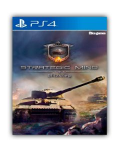 Strategic Mind Blitzkrieg PS4 Mídia Digital