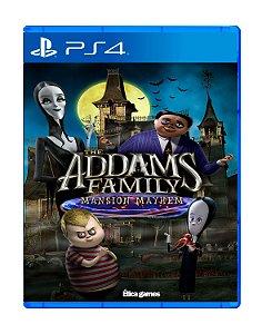 A Família Addams: Mansão da Confusão PS4 Mídia Digital
