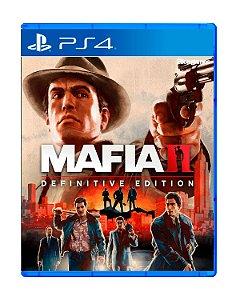 Mafia 2 II: Definitive Edition PS4 Mídia Digital
