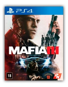 Mafia 3 III: Definitive Edition Ps4 Mídia Digital