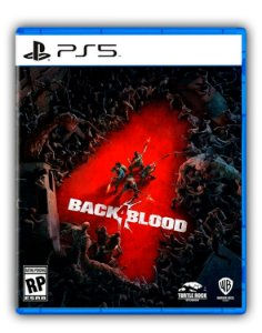 Back 4 Blood Standard Edition PS5 Mídia Digital