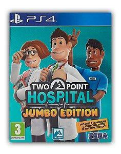 Two Point Hospital JUMBO Edition Ps4 Mídia Digital
