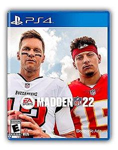 Madden NFL 22 PS4 Mídia Digital