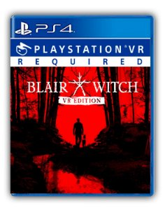 Bruxa de Blair: Edição VR PS4 Mídia Digital