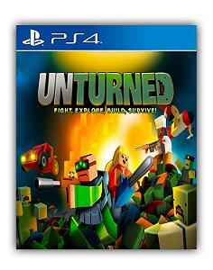 UNTURNED PS4 Mídia Digital