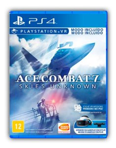 ACE COMBAT 7: SKIES UNKNOWN PS4 Mídia Digital