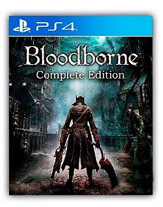 Bloodborne Complete Edition Bundle Ps4 Mídia Digital