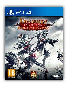 Divinity: Original Sin - Enhanced Edition PS4 Mídia Digital