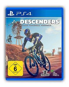 Descenders PS4 Mídia Digital