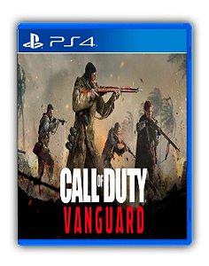 Call of Duty: Vanguard - Edição Padrão PS4 Mídia Digital