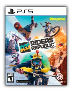 Riders Republic PS5 Mídia Digital