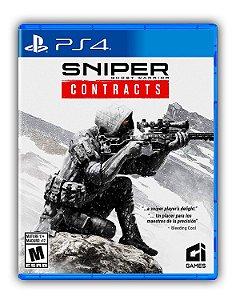 Sniper Ghost Warrior Contracts PS4 Mídia Digital
