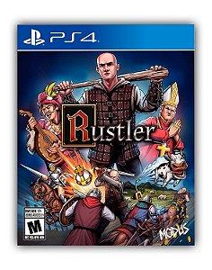 Rustler PS4 Mídia Digital
