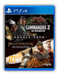 Commandos 2 & Praetorians: HD Remaster Double Pack PS4 Mídia Digital