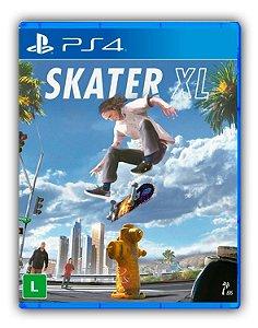 Skater XL PS4 Mídia Digital