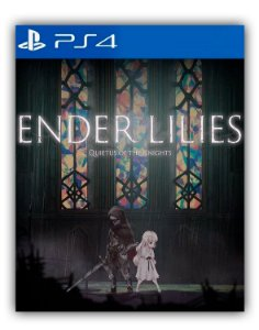 ENDER LILIES: Quietus of the Knights PS4 Mídia Digital