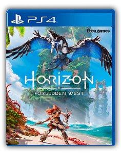 Horizon Forbidden West PS4 Mídia Digital