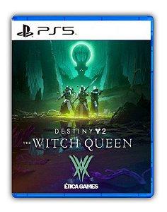 Destiny 2: A Bruxa-Rainha PS4 Mídia Digital